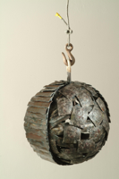 Wreckingball (louvered)   11 dia.   2004