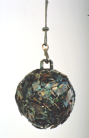 Wreckingball (polychrome)   13 dia.   2002